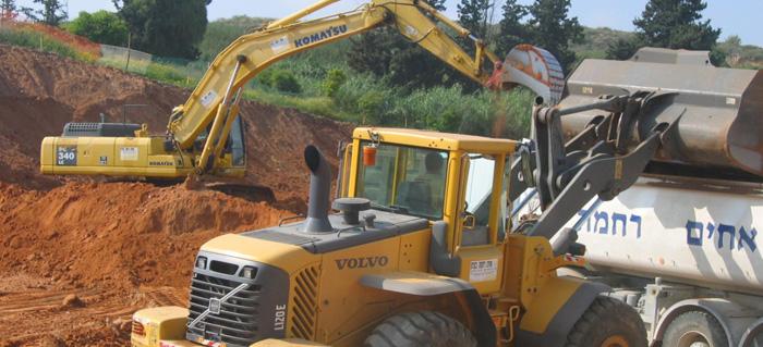 מותג חדש כבישים ופיתוח LN-69
